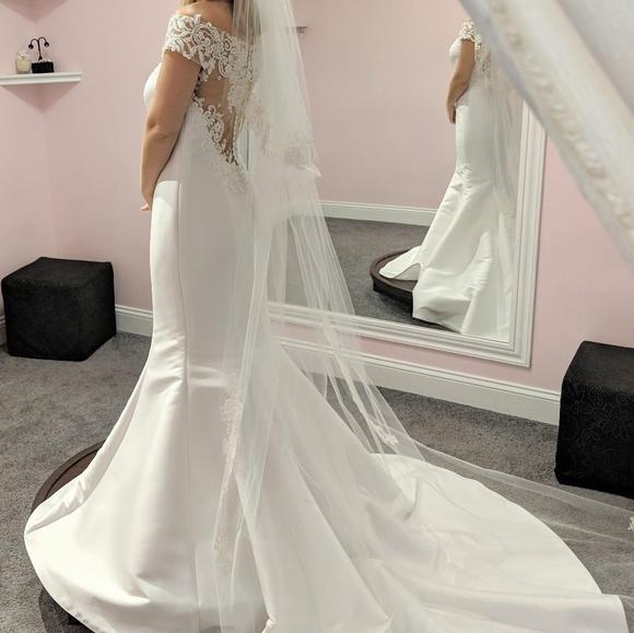 Sincerity Bridal Dresses & Skirts - Justin Alexander Sincerity Bridal 4010 Wedding